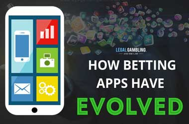 Infographic on How Mobile Betting Apps Have Developed